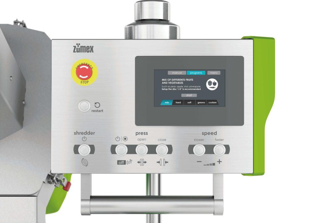 High pressure processing archivos zumex food engineering for Savio 724 ex manuale
