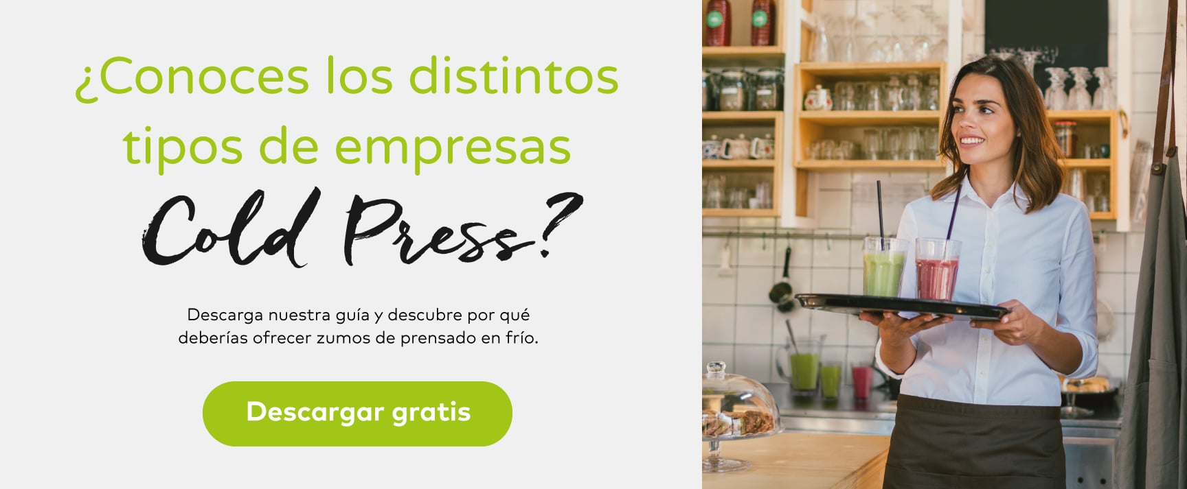 eBook negocio Cold Press